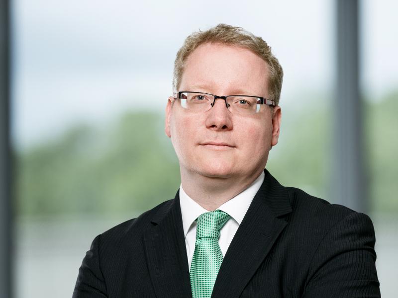 Rechtsanwalt Garret Clark